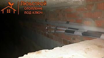 Отопление бассейна Раменский район г. Раменское