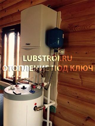 Монтаж системы отопления Электроугли